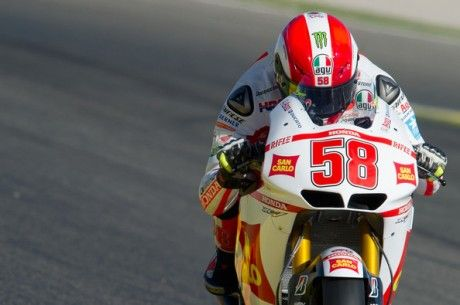 marco simoncelli 2011 phillip island preview