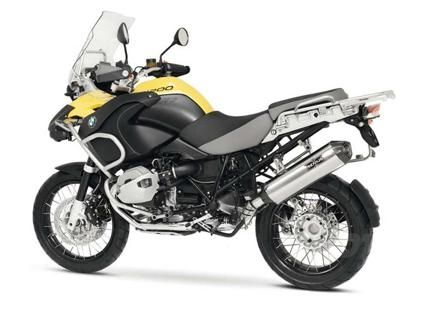Accessori Moto BMW: Remus Hexacone per R 1200 GS