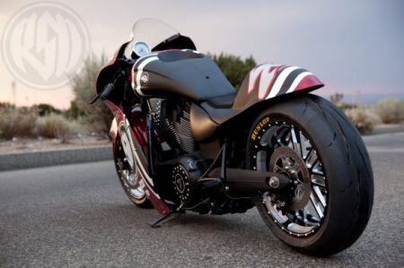 Moto Special: Victory Mission 200 by Roland Sands