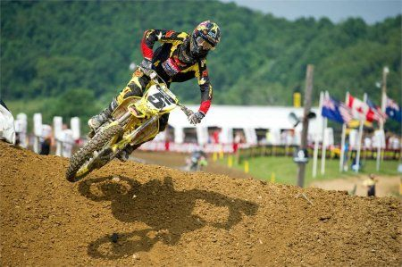 Ryan Dungey vince nell'AMA Motocross a High Point