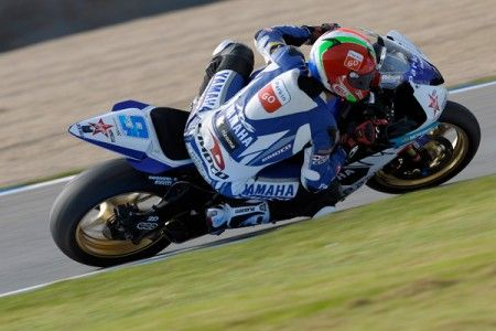 Supersport: Scassa leader del campionato