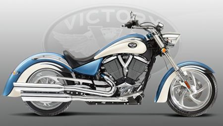 Victory Motorcycles 2009