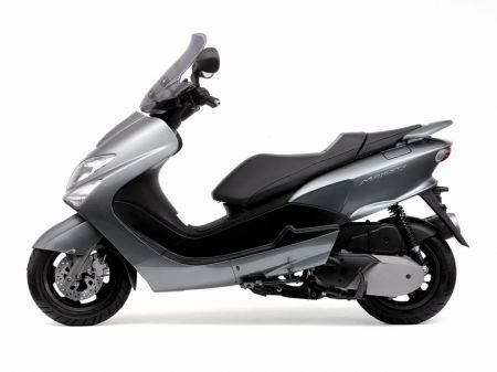 Yamaha Majesty 125 forse in arrivo nel 2011