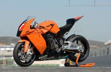 KTM RC8 1190 Superstock