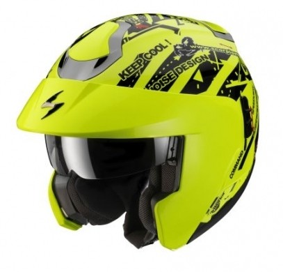 Casco Scorpion Exo 900 Air Jet