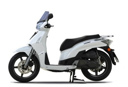 Kymco People S 200i Bianco Ice