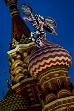 Red Bull X-Fighters Moscow