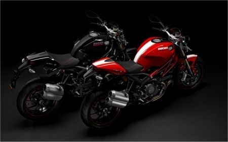 Ducati Monster 1100 Evo, colori