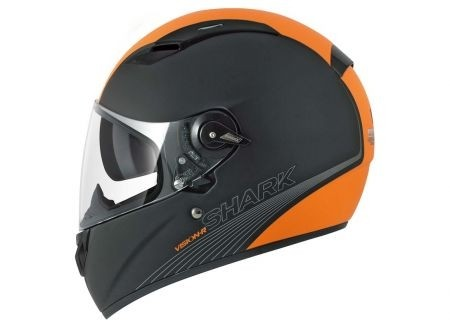 Shark Vision R  versione black orange