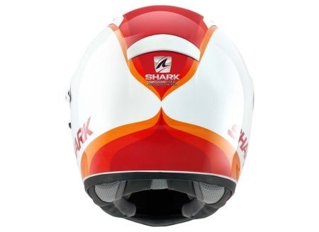 Shark Vision R: il retro del casco
