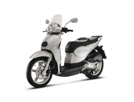 Aprilia Scarabeo 125-200 ie Bianco Flair