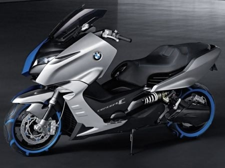 Nuovo BMW SCT 800