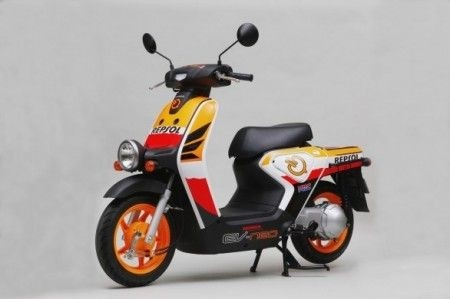 Honda EV-Neo Repsol