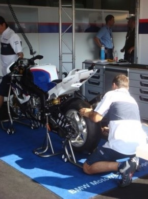Superbike bmw Imola