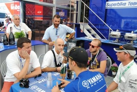 Intervista Luca Scassa Supersport