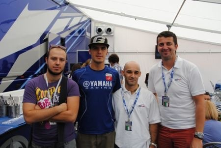 Supersport, intervista a Luca Scassa da Imola