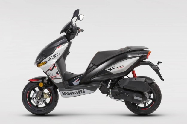 Benelli_Scooter