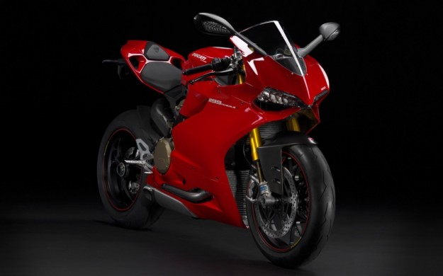 Ducati 1199 Panigale frontale