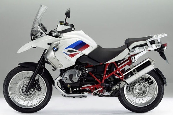 BMW R1200 GS 2012, laterale
