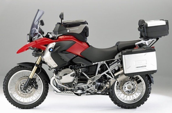 BMW R1200 GS 2012, panoramica