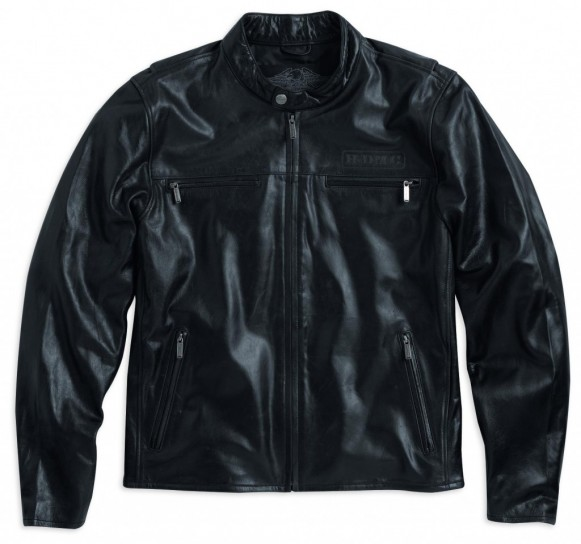 Harley-Davidson Black Collection, la giacca