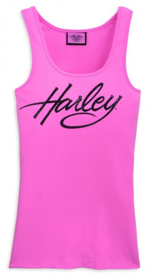 Harley-Davidson Pink Collection,canotta