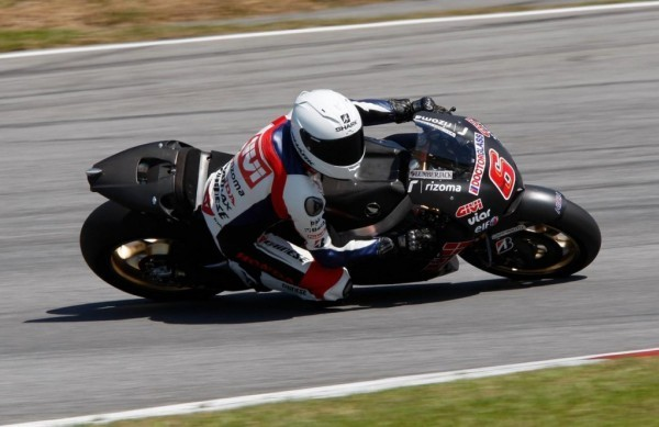 MotoGP 2012: test di Sepang Day 3