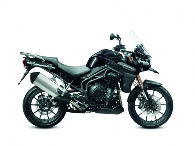 Trimph Tiger Explorer 1200 RHS nera