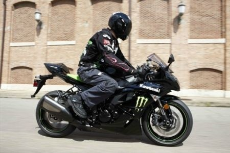 Kawasaki ZX-6R Monster Edition