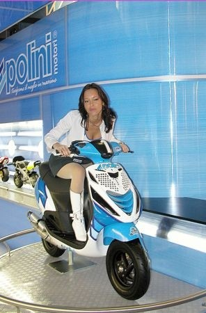 polini scooter
