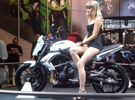 Sexy Girls Eicma