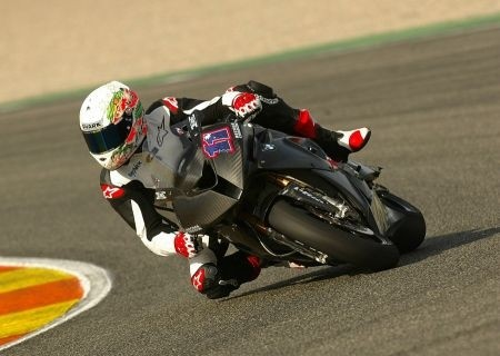 BMW Superbike Valencia