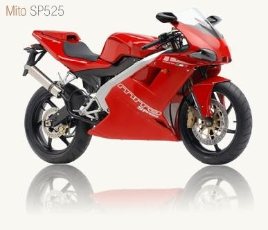 Cagiva Mito 2009 Up