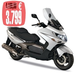 Kymco Exciting 300