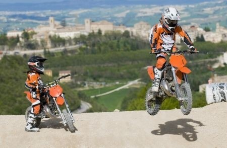 KTM Sport Minicycles 2009