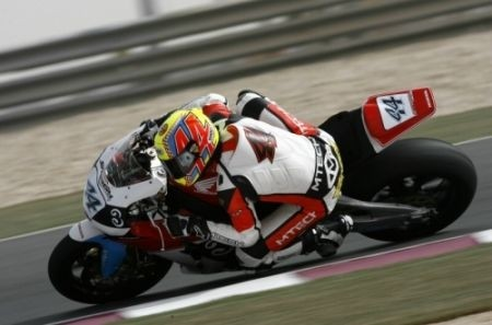 Rolfo a Losail