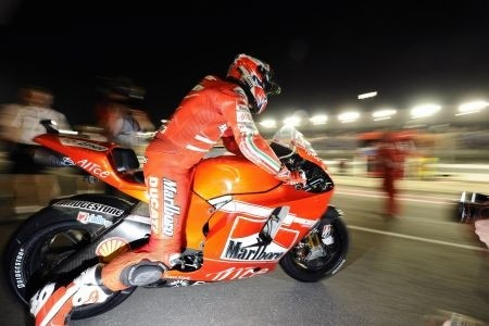 Stoner Losail Day1
