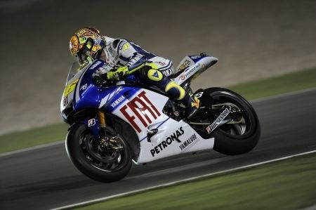 Rossi Losail Day1
