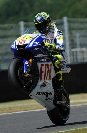 Rossi impenna