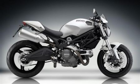 Moto: Ducati Monster 696 Rizoma version