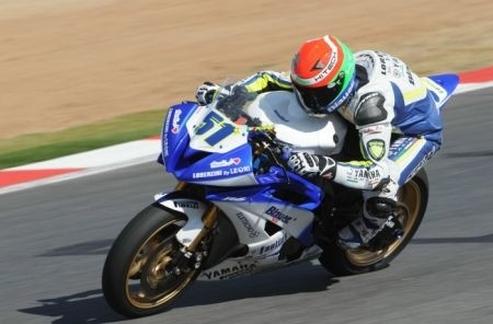 Supersport, Pirro in pole a Misano