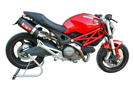 Accessori: silenziatore Ducati Monster SPS Evo_1