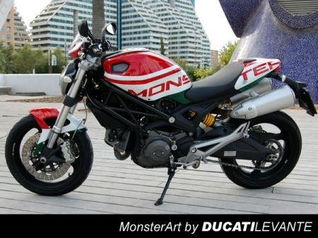 Monster in concorso