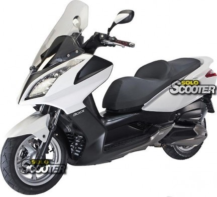 Kymco Downtown 300i versione 2009