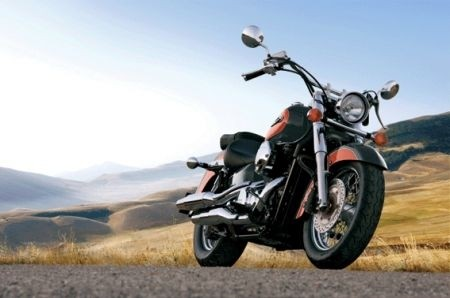 Honda Shadow 750 ABS m.y.2010