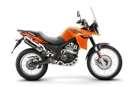 Eicma 2009: Derbi Terra Adventure 125