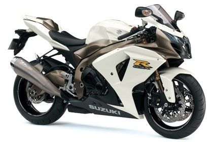 GSX-R 1000 25th Anniversary Edition