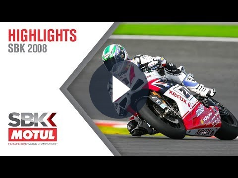 Superbike Portimao, l'ultimo giro di Troy Bayliss