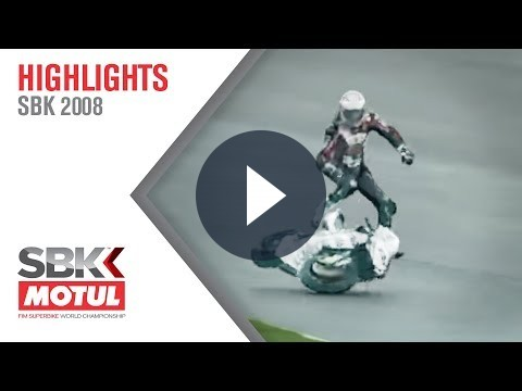 Superbike Portimao, video di tutte le cadute