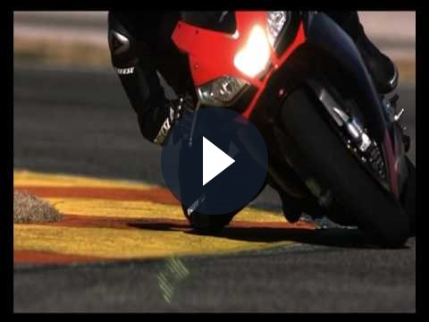 Aprilia RSV4 Factory – Official Promo Video